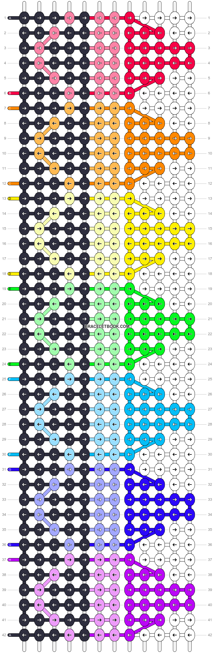 Alpha pattern #15291 pattern