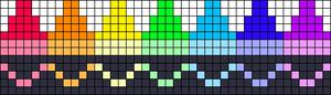 Alpha pattern #15291