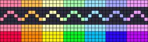 Alpha pattern #15292