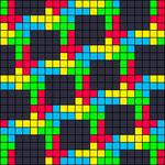 Alpha pattern #15315