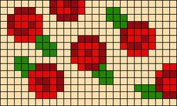 Alpha Friendship Bracelet Pattern #15320