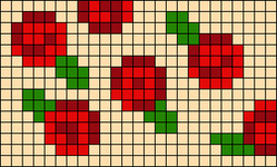 Alpha pattern #15320
