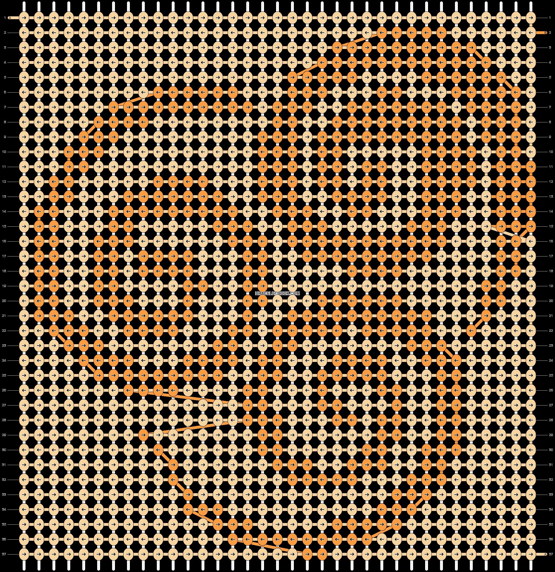 Alpha pattern #15322 pattern