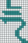 Alpha pattern #15328