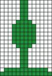 Alpha pattern #15329