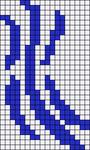 Alpha pattern #15330