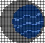 Alpha pattern #15338