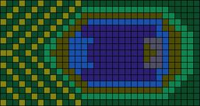 Alpha pattern #15343