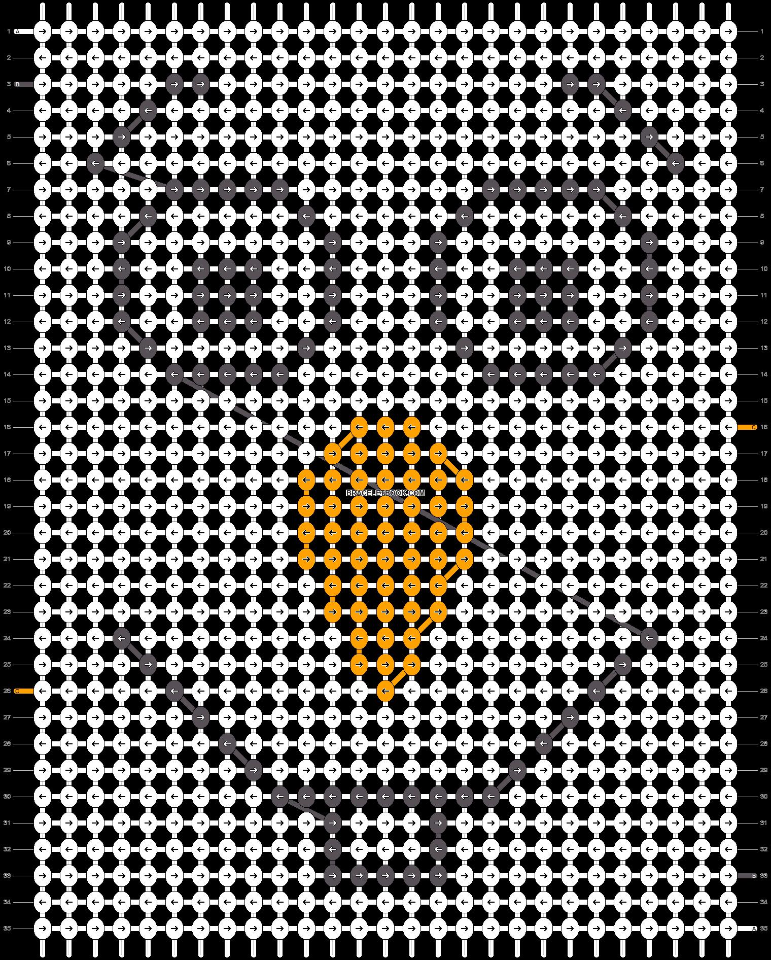 Alpha pattern #15346 pattern
