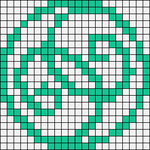Alpha pattern #15349