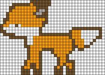 Alpha pattern #15350