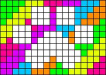 Alpha pattern #15352