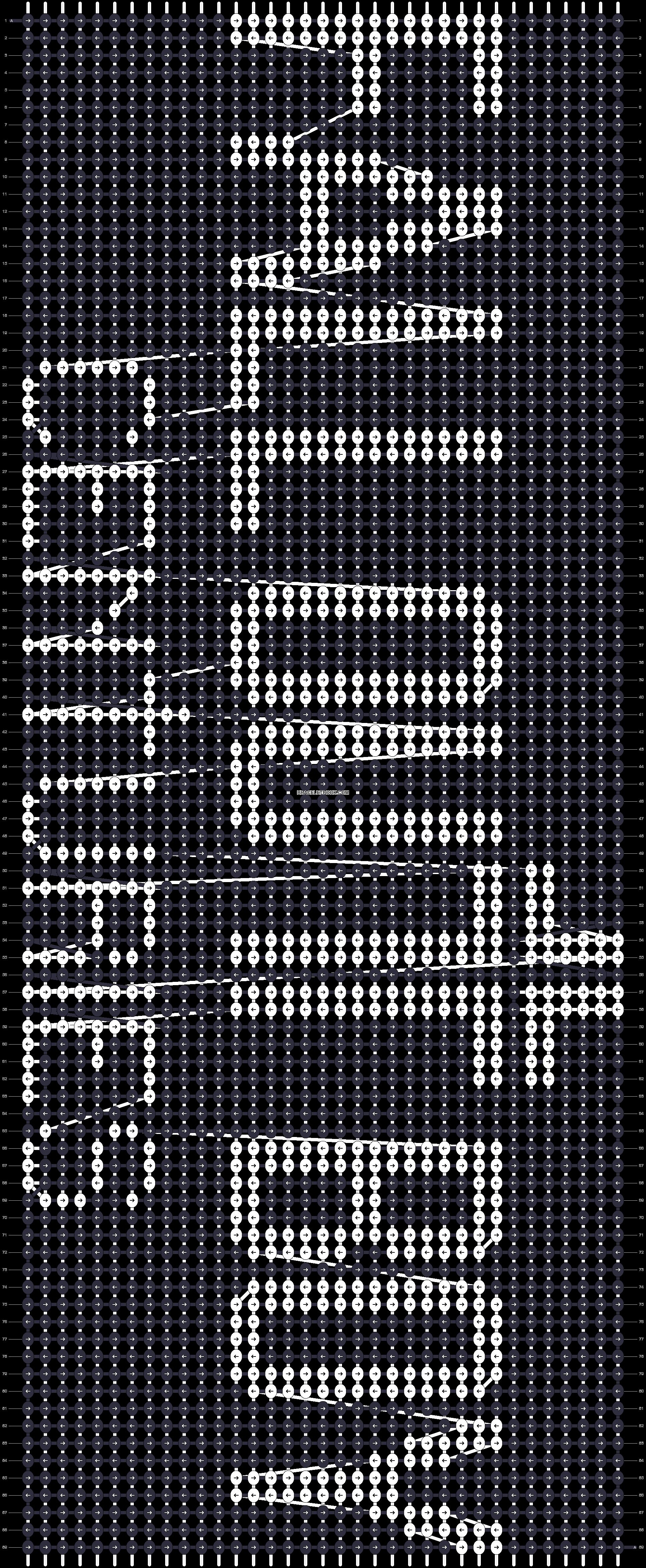 Alpha pattern #15359 pattern
