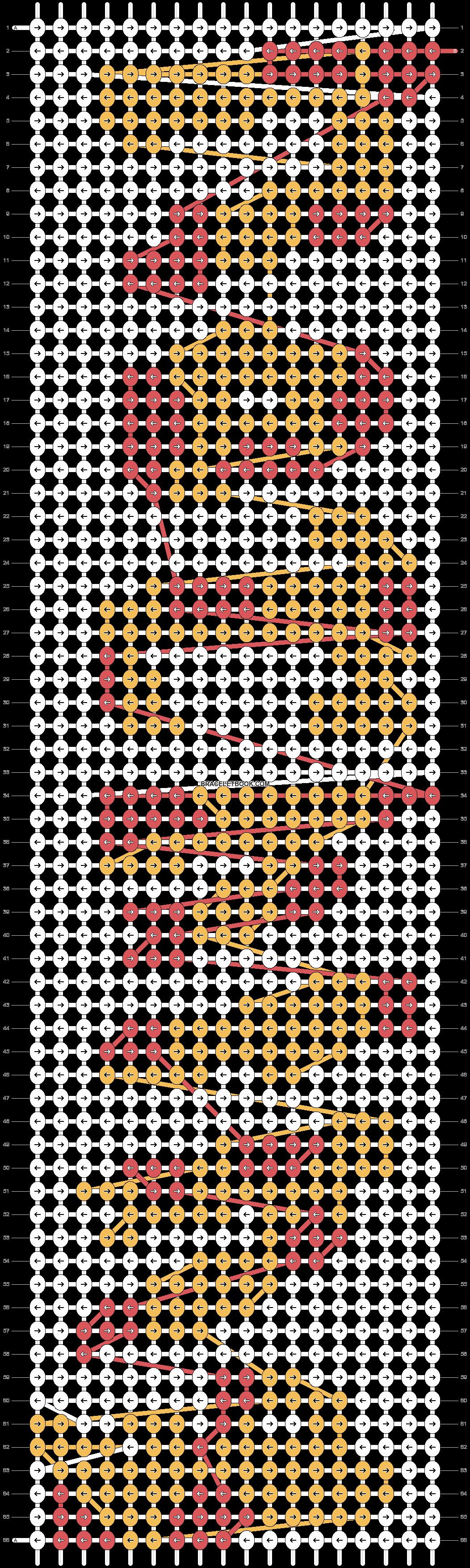 Alpha pattern #15360 pattern