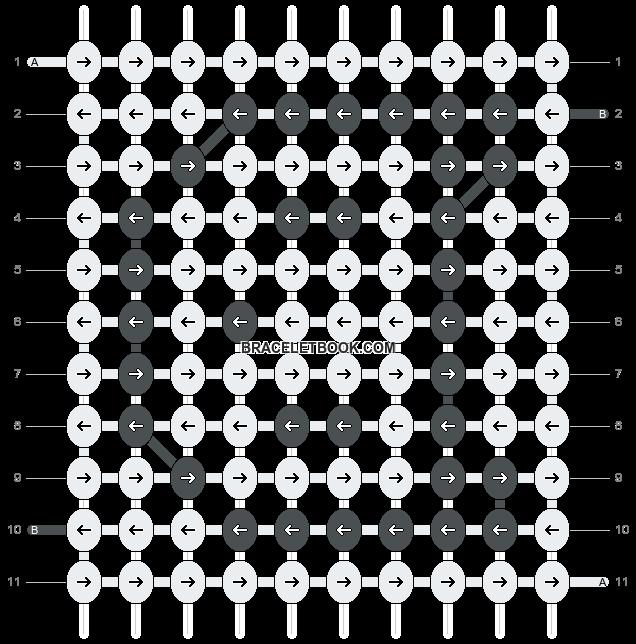 Alpha pattern #15368 pattern