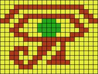 Alpha pattern #15374