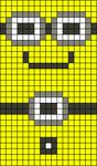 Alpha Friendship Bracelet Pattern #15375