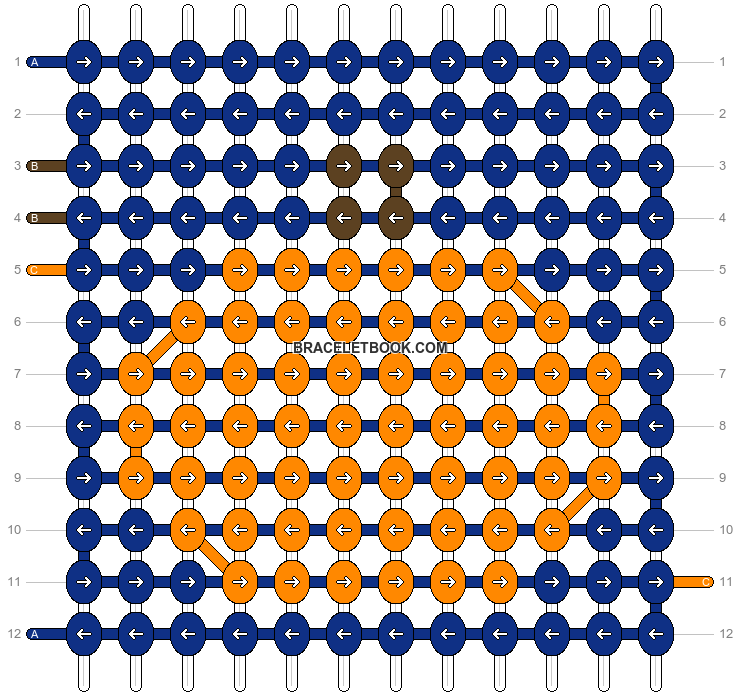 Alpha pattern #15379 pattern