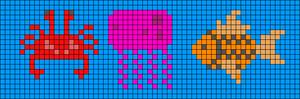Alpha pattern #15380