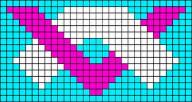 Alpha pattern #15390