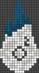 Alpha pattern #15396