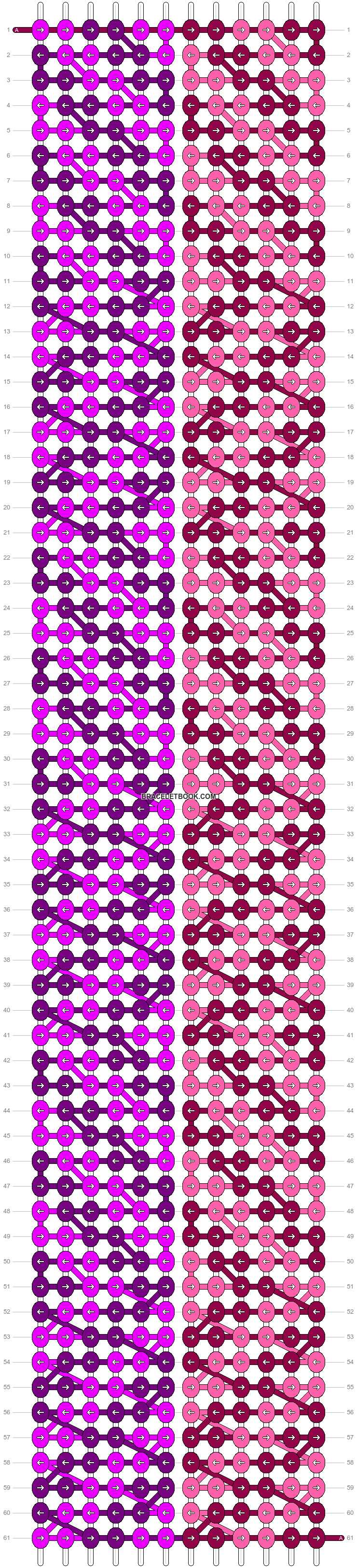 Alpha pattern #15401 pattern