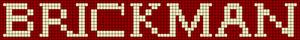 Alpha Friendship Bracelet Pattern #15403