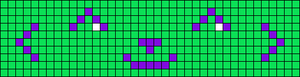Alpha pattern #15412
