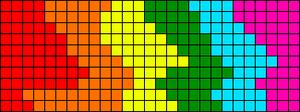 Alpha pattern #15413