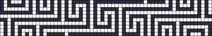 Alpha pattern #15418