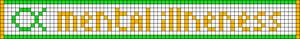 Alpha pattern #15430