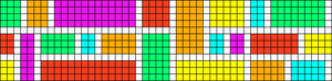 Alpha pattern #15458