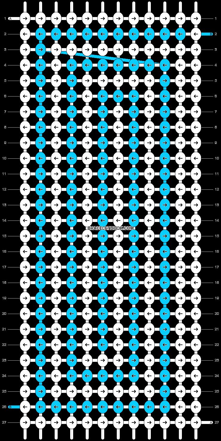 Alpha pattern #15459 pattern