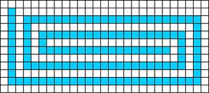 Alpha pattern #15459