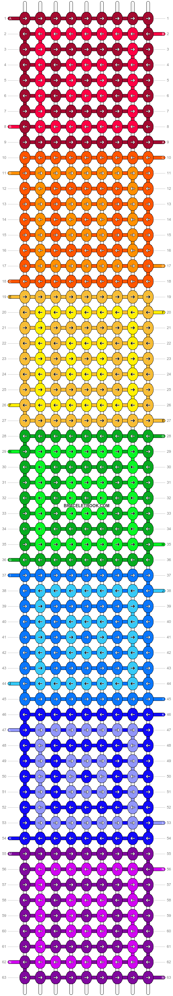 Alpha pattern #15460 pattern