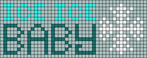 Alpha pattern #15462