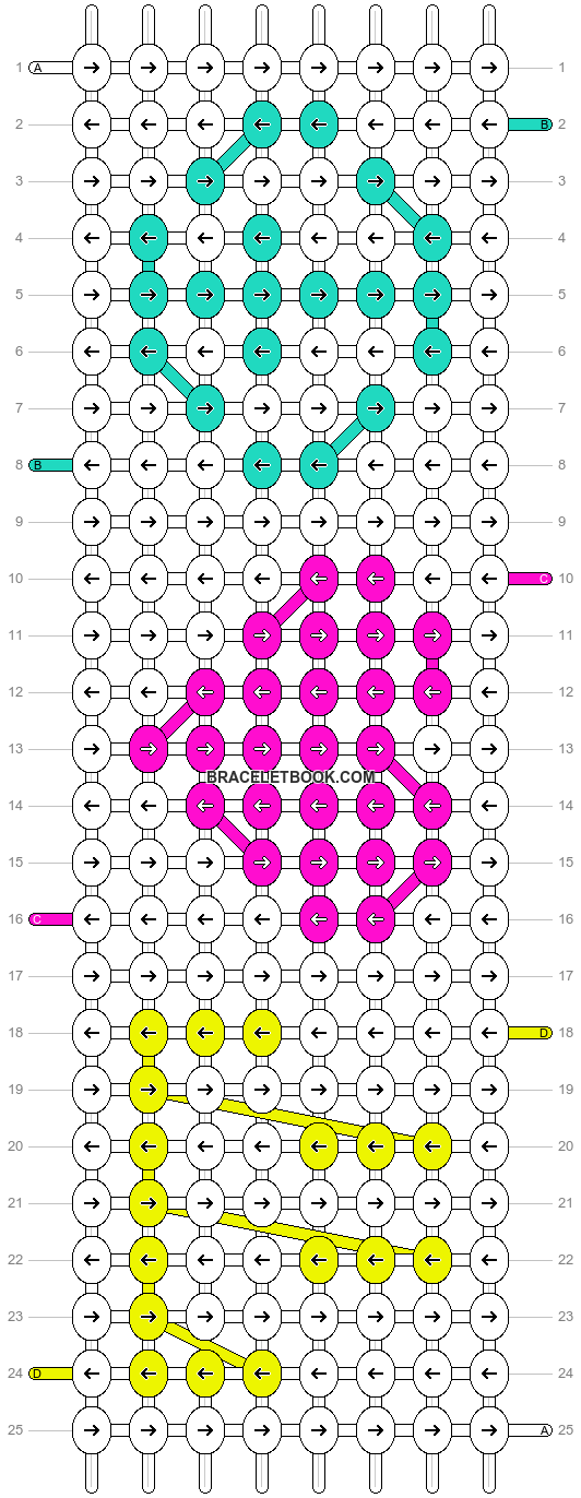 Alpha pattern #15466 pattern