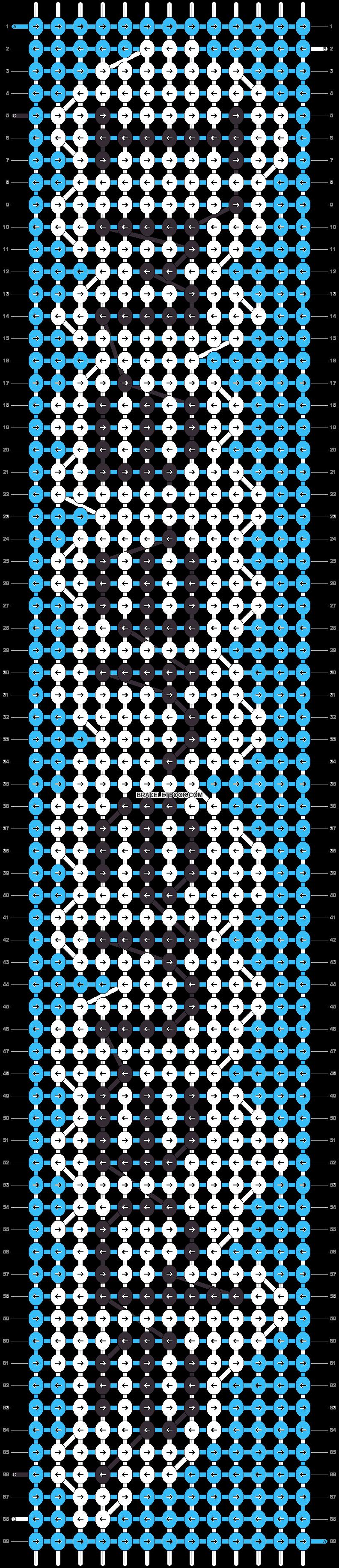 Alpha pattern #15467 pattern