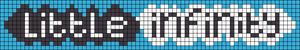 Alpha Friendship Bracelet Pattern #15468