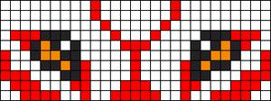Alpha pattern #15478