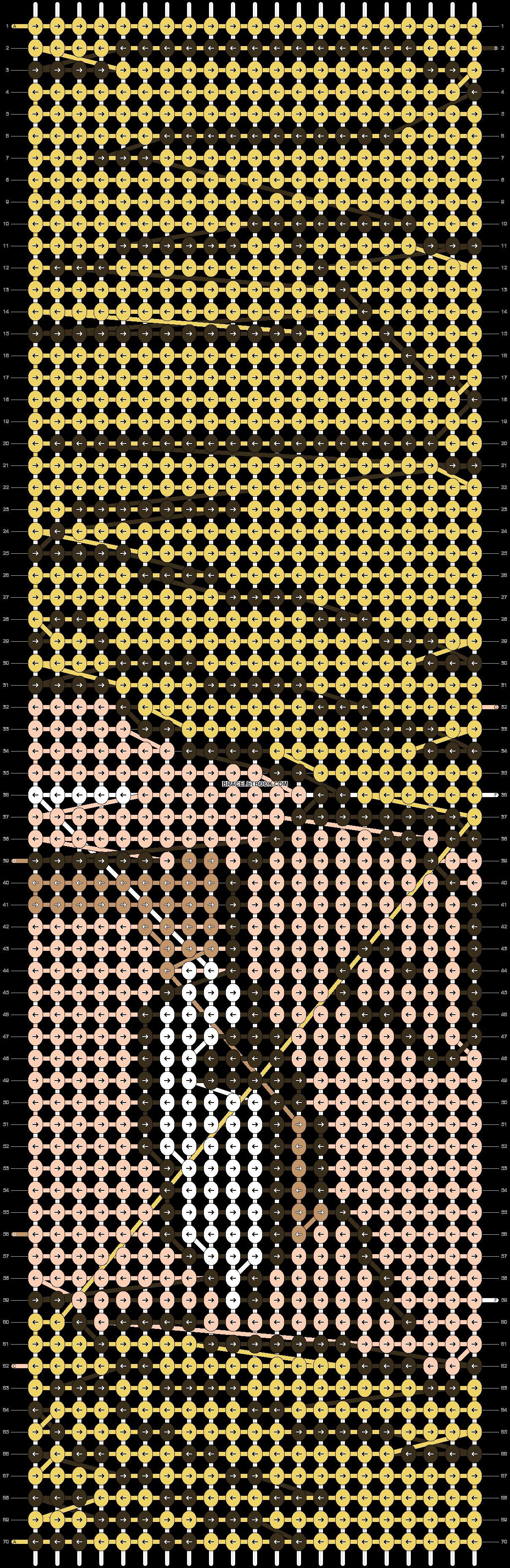 Alpha pattern #15493 pattern