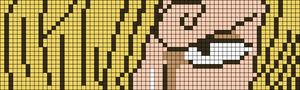 Alpha Friendship Bracelet Pattern #15493