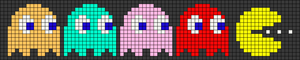 Alpha pattern #15500