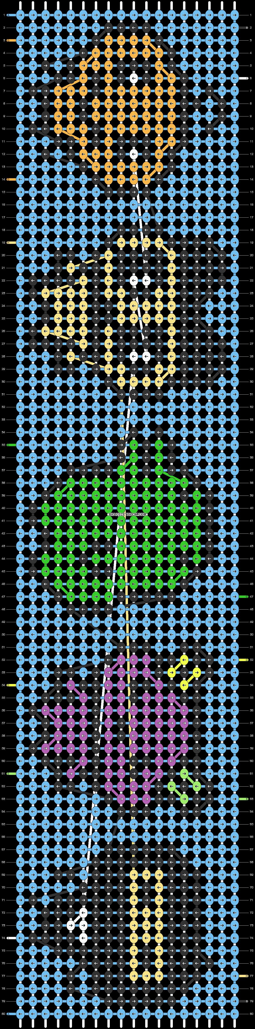 Alpha pattern #15503 pattern