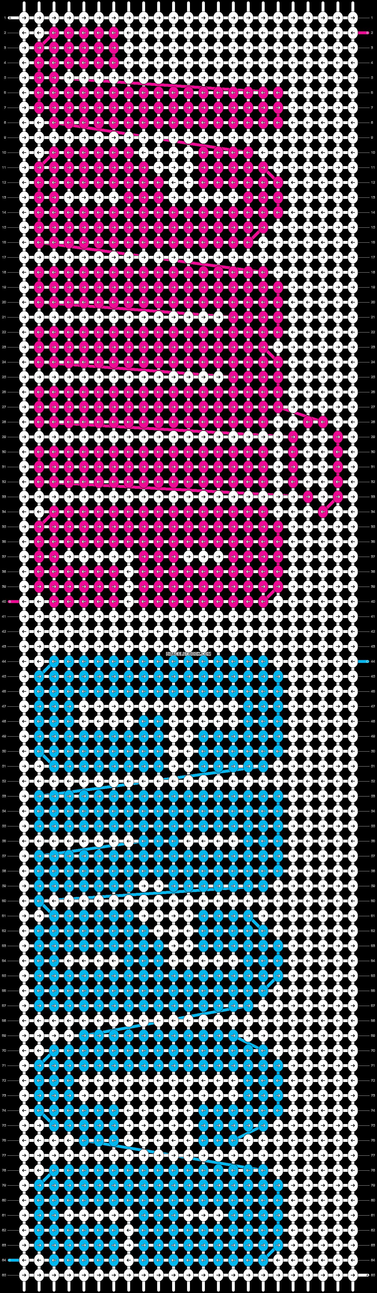 Alpha pattern #15504 pattern