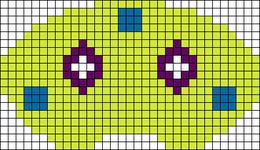 Alpha pattern #15510