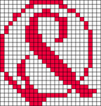 Alpha pattern #15518