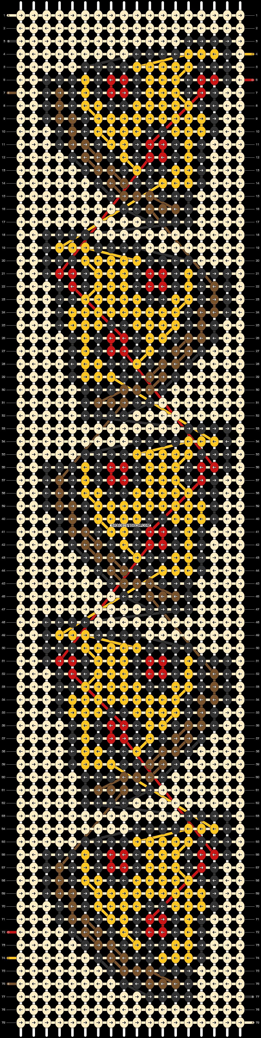 Alpha pattern #15524 pattern