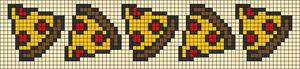 Alpha Friendship Bracelet Pattern #15524