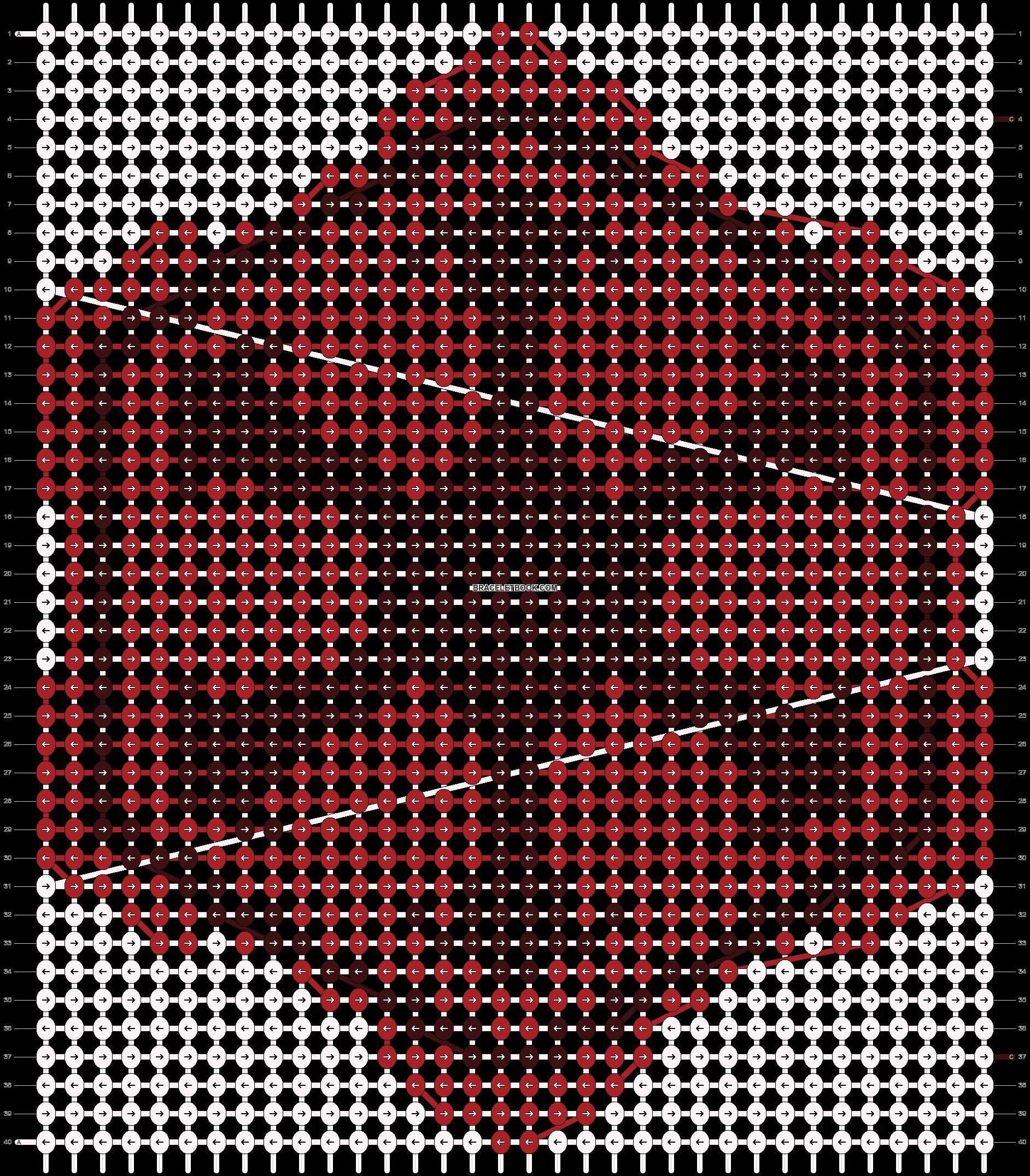 Alpha pattern #15537 pattern
